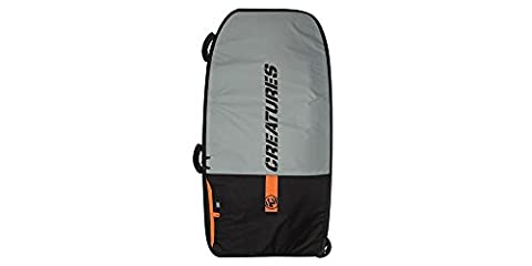 Creatures Quad Wheely Bodyboard Bag - Grey