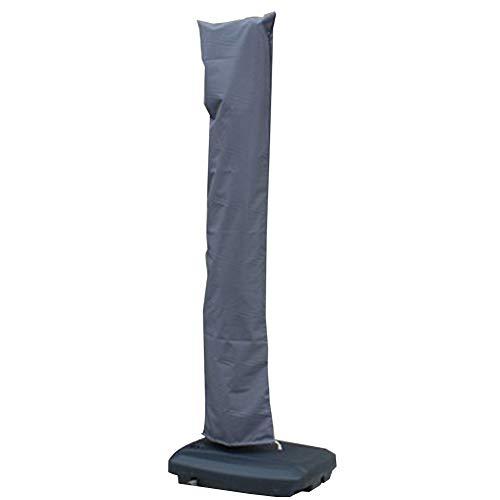 YMXLJF copertura antipolvere per ombrello divano tavolo da pranzo e sedia copertura per dondolo da giardino grigio scuro