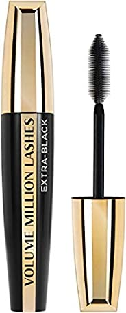 L'Oreal Paris, Volume Million Lashes Mascara - Extra Black L