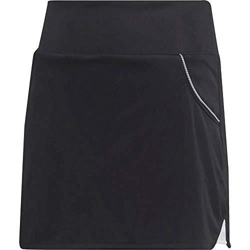 adidas Mädchen Club Rock, Black, - Kinder Tennisröcke Für