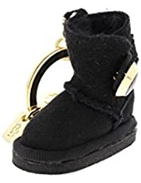 UGG - BAILEY LAVISH CHARM - black