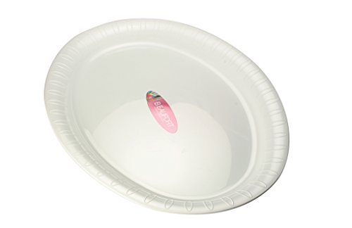 Beaufort Oval Platter alimentaire Large White