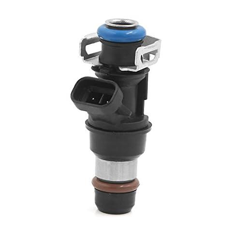 sourcingmap® Automotive 28lb Flow Matched Fuel Injectors FJ315 D300-8 832-11180