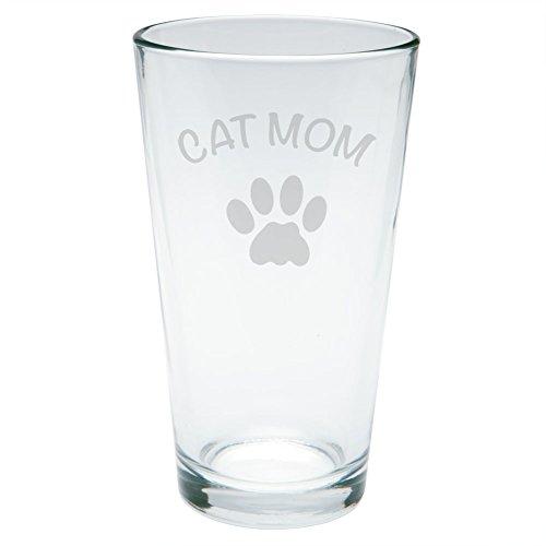 ama geätzt Pint Glas ()