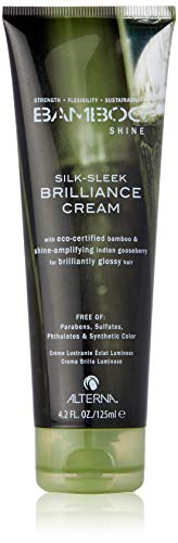 Bamboo Shine Silk-Sleek Brilliance Creme 125 ml Lisciante anti-crespo