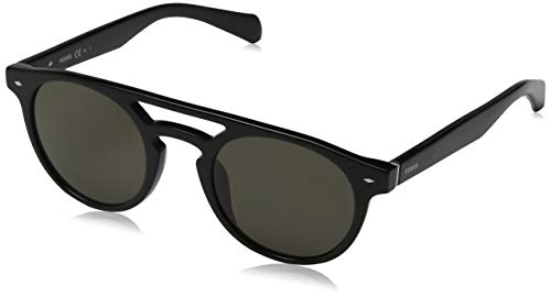 Fossil fos 2089/s occhiali da sole uomo, black 49