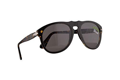 Persol 649 Sonnenbrille P.Galles Grau Mit Polarisierten Grauen Gläsern 54mm 1093P2 PO 0649 PO0649 PO649