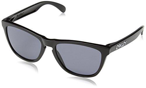 Oakley Unisex Frogskins Sonnenbrille, Schwarz, M