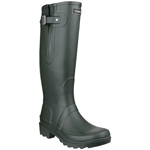 Cotswold Uomo & donna / donna ragley IMPERMEABILE Welly Stivali Wellington verde - verde