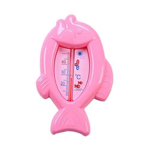 takestop® termómetro Analógica de plástico para bañera baño Agua Niño Pez Pescado...
