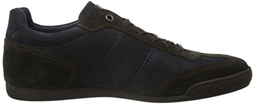 Marc O'Polo Sneaker, Baskets Basses Homme Marron - Braun (Dark Brown Multi 794)