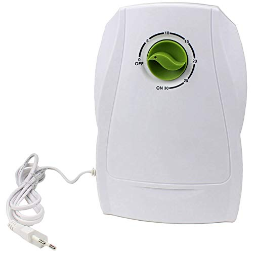 TOOGOO Purificador Aire Casa Generador Ozono Tratamiento
