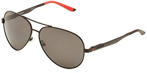 Carrera Herren 8010/S M9 003 Sonnenbrille, Schwarz (Matt Black/Grey Pz), 59