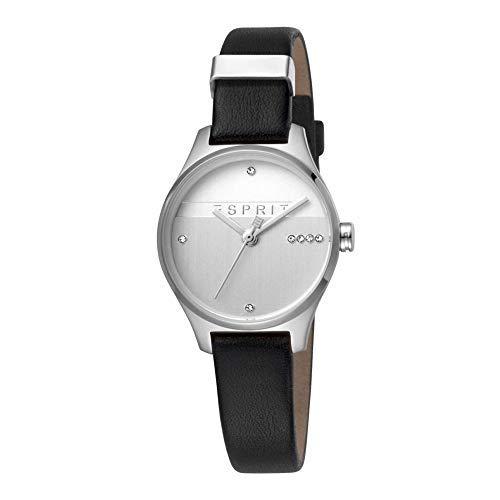 Esprit ES1L054L0015 Essential Glam Silver Black Damenuhr