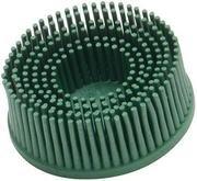 Bristle Disc ROLOC 76,2mm K 50 (grün) 3M -