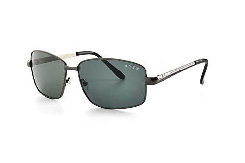 GYBTYJDD UV-Schutz Mode Sonnenbrillen, Neue Sonnenbrille, Sonnenbrille aus verstärktem Glas, Fahrerbrille, A1