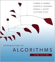 Introduction to Algorithms 3th (third) edition Text Only