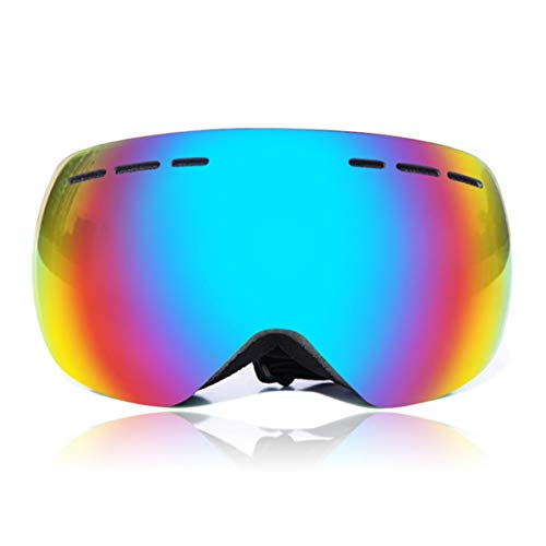Workplace Safety Supplies Safety Goggles Outdoor Cycling Protective Goggles Windproof Ski Glasses Bendable Fog-proof Skiing Goggles With Elastic Headband Hot Sales