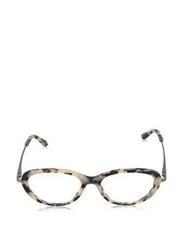 Giorgio Armani Montures de lunettes 7046 Pour Femme Matte Black, 52mm 5283: Grey Tortoise