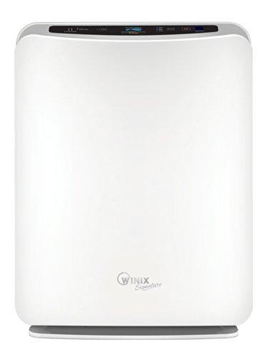 Winix U300 Luftreiniger (gegen Allergie, Gerüche, Staub, geeignet für Schlaf- und Kinderzimmer, mit True HEPA, Plasmawave und Aktivkohlefilter, bis zu 66m²)