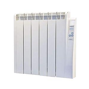 farho Radiador Bajo Consumo Tessla Dry 750W (6) · Emisor Termico con Termostato Digital Programable 24/7 · Radiadores…