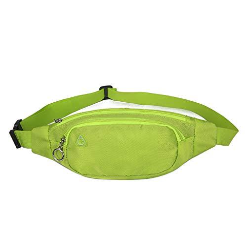 BESSKY Frauen Wide Shoulder Strap Versatile Shoulder-Slung Small Square Bag -