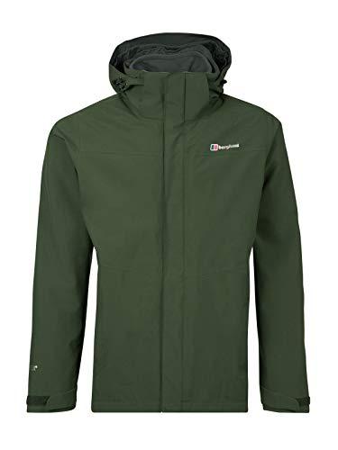 berghaus Bergwanderungen 3in 1Gore-Tex Wasserdichte Jacke mit Fleece–Duffel Bag, 2x große