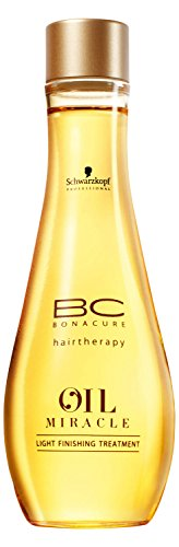 Schwarzkopf Professional BC Bonacure Oil Miracle Light Finishing Treatment 100ml