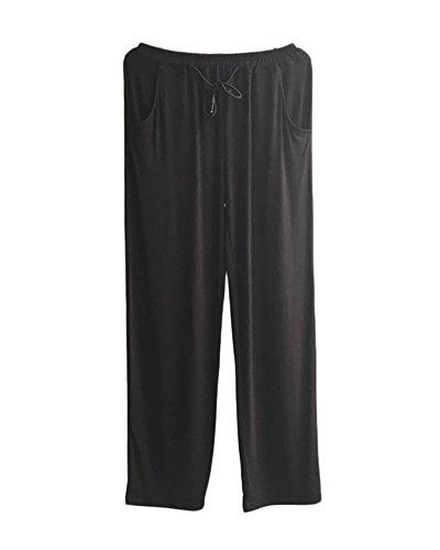 Mujer Pantalones Anchos De Pierna Pantalón Suave