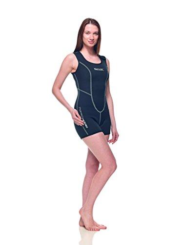 Seac unterzieher Body - 3mm - zweifach Gefüttert - super warme - Damen XL