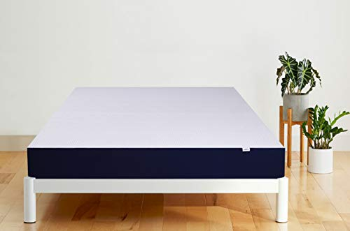 Springtek Aspire Orthopaedic Memory & HR Foam Dual Comfort 6 inches King Size Mattress (White, 78x72x6)