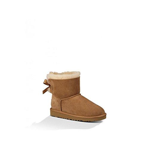 UGG Mini Bailey Bow, Chaussures Premiers Pas Mixte bébé
