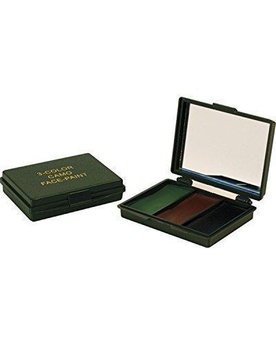3 Colores Crema de Camuflaje - Pintura Facial - Camuflaje Militar - Pintura Facial GI