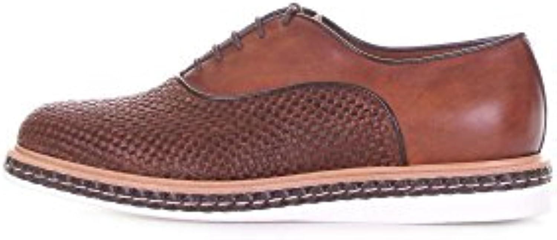 Santoni MGHI14028JW3NSALM52 Schuhe Mann  Billig und erschwinglich Im Verkauf
