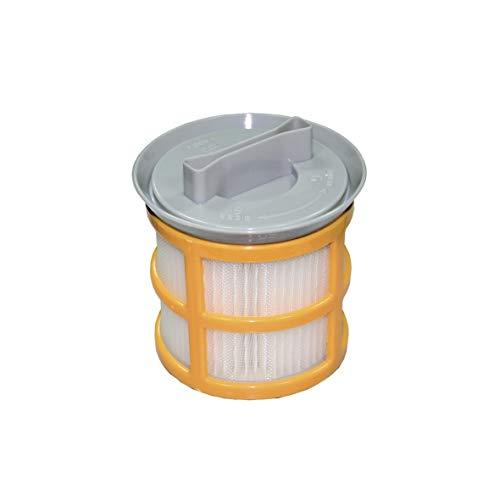 Filter Abluftfilter auswaschbarer Hepa Filterzylinder Turbinen Bodenstaubsauger Staubsauger Original Electrolux AEG 50296349009 5029634900 auch Zanussi Tornado für PCS TOS ZANS (Electrolux Abluftfilter)