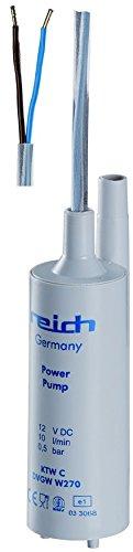 Preisvergleich Produktbild Unbekannt Reich Tauchpumpe 10 Liter,  300 / 096-1