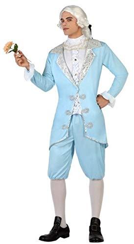 Fancy Me Herren-Kostüm, Barock-Stil, Renaissance, Courtesan, Gr. M-XL, - Renaissance Stil Kostüm