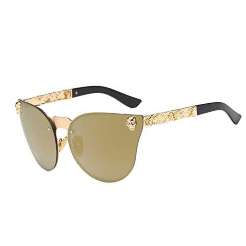 Mode Sonnenbrille Forh Klassische Aviator Aviator Sonnenbrille Damen Herren Unisex Runde...