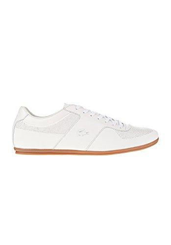 Lacoste Turnier 116 1 Herren Sneaker Weiß Weiß