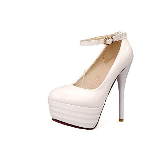 Adee , sandales femme Weiß