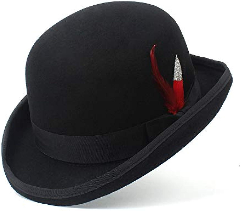Fashion Cappello in nero lana 100% di lana di alta qualit agrave   Cappellino nero in di berretto con cappuccio nero da uomo e... Parent c9f9d1 a3608a7dd08a