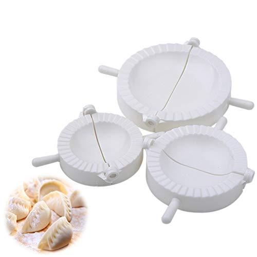 Aeromdale 3drücken Ravioli Teig Teig Pie Dumpling Maker Gyoza Empanada Form Werkzeug