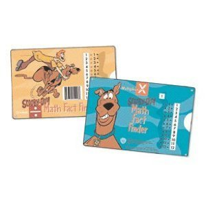 Scooby-Doo! Math Fact Finder Multiplication / Division by E-Z Grader