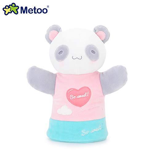 haojiagongsi Poupée Gant marionnette Animal Mignon apaiser poupée poupée de Conte Panda