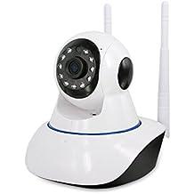 Cámara Bicicleta / Cámara Wifi IP / Cámara Del Trípode - Cámara De Vigilancia Wifi En - Caméra De Seguridad para Exteriores - Cámara IP Wifi X2-F Home HD Monitor, Audio Disponible, Seguridad De La Cámara