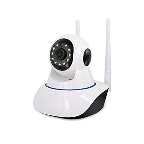 Security Camera Smart Phone / Indoor, X2-720-PH36 Security Camera And Monitor, 720P, 3.6mm Lens,Support For Iphone And Android Phones, Comes With PTZ, Image Capture,Image Inversion, Camera Security System