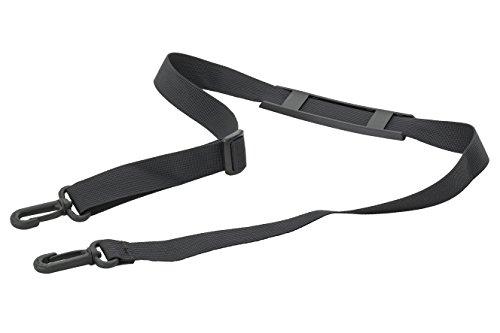 VAUDE Schultertragegurt SE-Radtaschen Ersatzteil, Black, 124 x 2.5 cm
