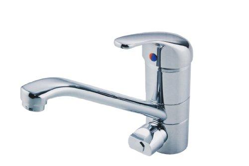 Preisvergleich Produktbild Spültisch HD Küchenarmatur Küchen Wasserhahn mit Anschluss für Spülmaschine