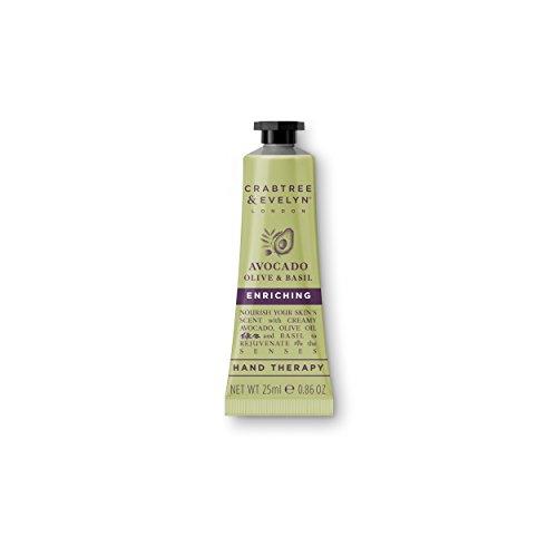 Handbehandlung mit Avocado-, Oliven- und Basilikum-Geruch, 25 g - Olive Avocado
