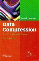 Data Compression: The Complete Reference, 4e
